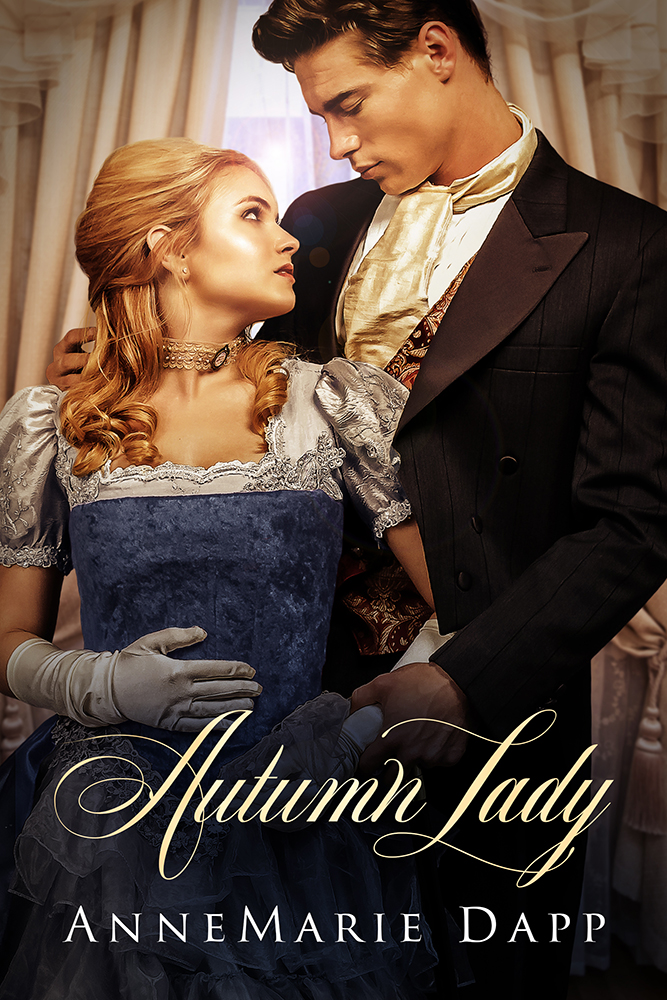 AutumnLady_Cover2poster