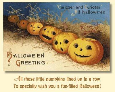 xvintage-halloween-postcards